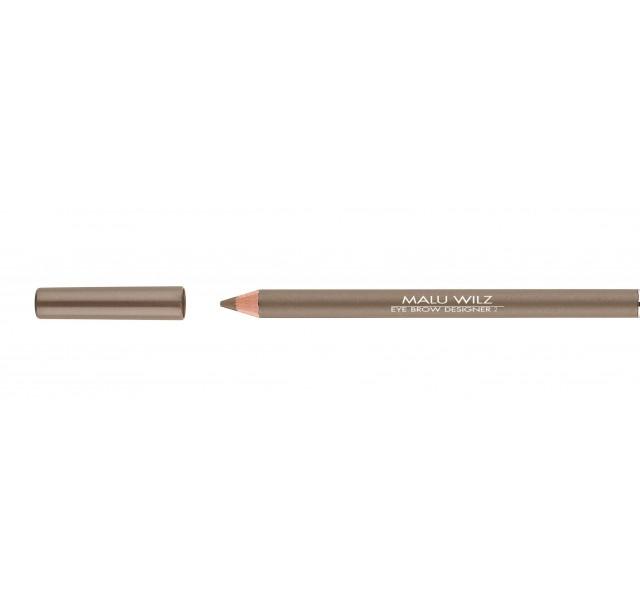 Antakių pieštukas (rudas)