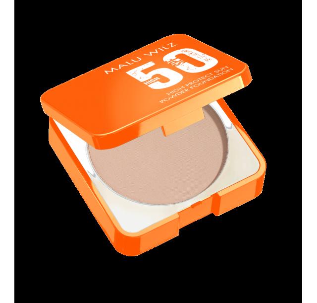 Kompaktinė pudra su SPF 50 (2 spalvos)