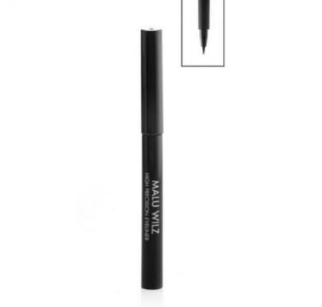 Skystas akių kontūro pieštukas High Precision Eyeliner (Juodas 1), 2ml