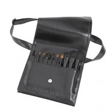 Makiažo šepetėlių krepšys