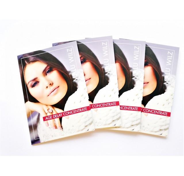 Regeneruojantis veido serumas Age Delay, 2ml mėginukas