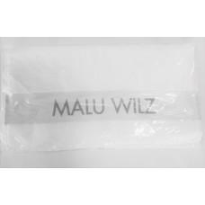 Malu Wilz veido rankšluostis