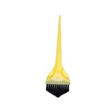 Šepetėlis plaukų dažymui Muster Yellow
