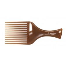 Plaukų šukos su argano aliejumi ARGAN Afro