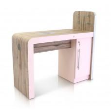 REM manikiūro stalas su spintele Infiniti