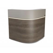 REM registratūros stalas Saturn 92 cm