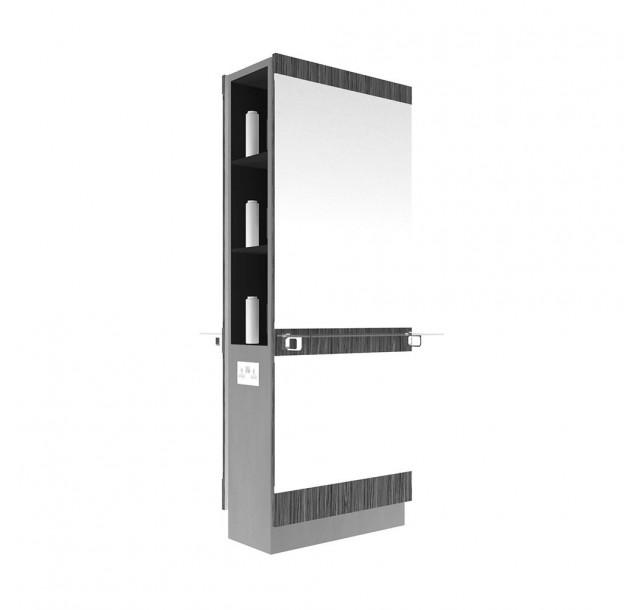 REM veidrodis, montuojamas į atskirą koloną Nova