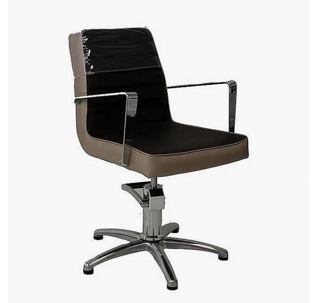 REM apsauginė plėvelė ant kirpyklos kėdės atlošo