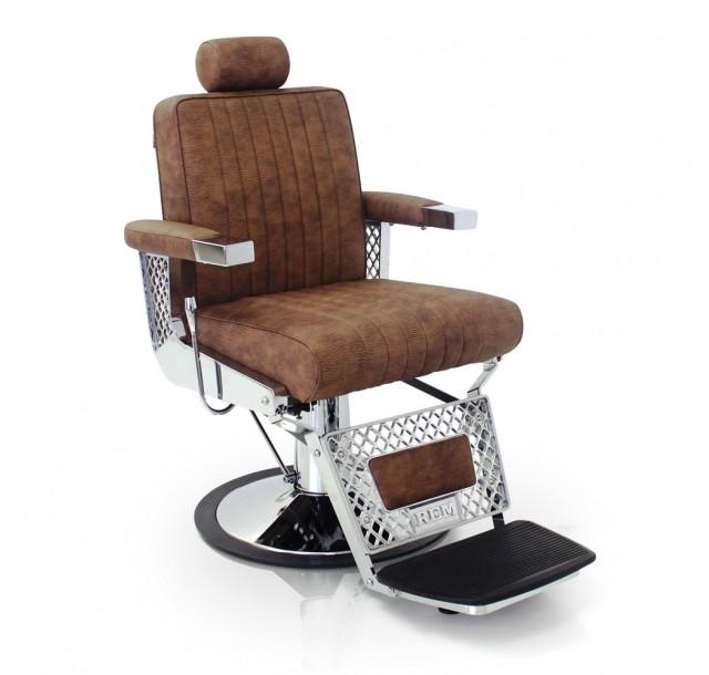 REM barzdos kirpėjo kėdė Viscount (spalvų pasirinkimas)