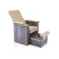 REM reguliojamas pedikiūro kėdė Natura