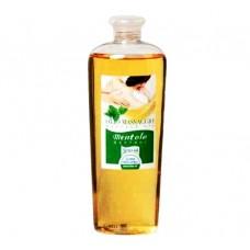 Masažinis aliejus su eukaliptu ir mentoliu, 500 ml