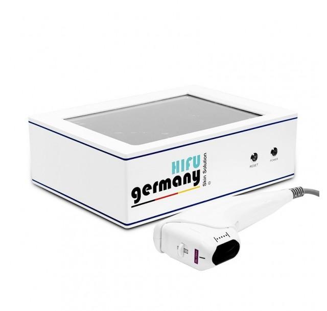 3D Hifu ultragarsinis veido priežiūros aparatas (+8 kartridžai po 20 000 šūvių)