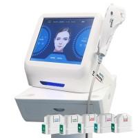 2D Hifu ultragarsinis veido priežiūros aparatas (+5 kartridžai po 10 000 šūvių)