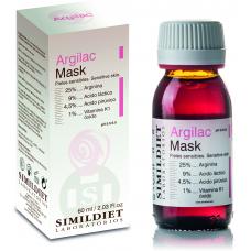 "Rūgščių kaukė ""Argilac"", 60 ml"