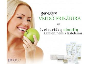 Veido priežiūra su šveicariškų obuolių kamieninėmis ląstelėmis!