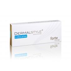 Hialurono užpildas DermalStyle® Forte Lidocaine, 23 mg/ml