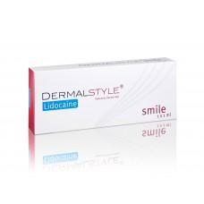 Hialurono užpildas DermalStyle® Smile Lidocaine, 23 mg/ml