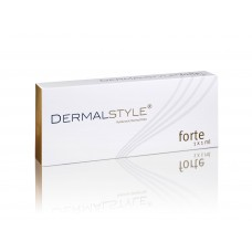 Hialurono užpildas DermalStyle® Forte, 23 mg/ml