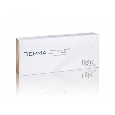Biorevitalizantas DermalStyle® Light, 18 mg/ml