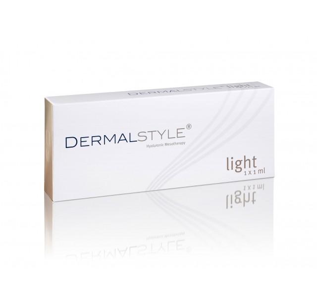 Biorevitalizantas DermalStyle® Light, 18 mg/ml