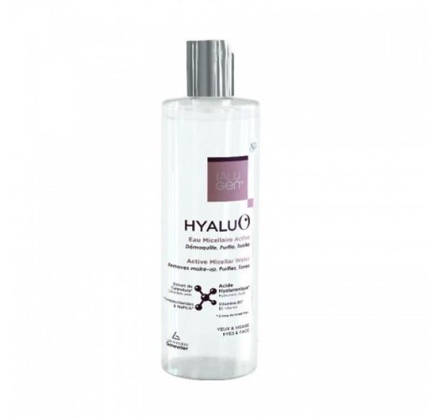 Micelinis vanduo su hialuronu, 400ml