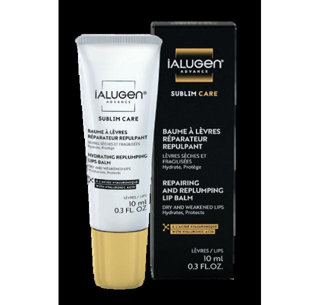 Drėkinamasis lūpų balzamas su hialuronu, 10 ml
