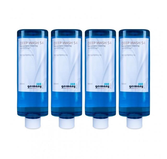 HydraFacial aparatų dezinfekcinis tirpalas S4, 500 ml