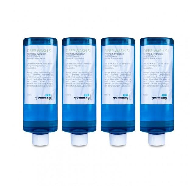 HydraFacial tirpalas sausai odai su pieno rūgštimi S1, 500 ml