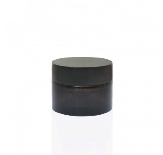 Stiklinis indelis kremui, 30 ml