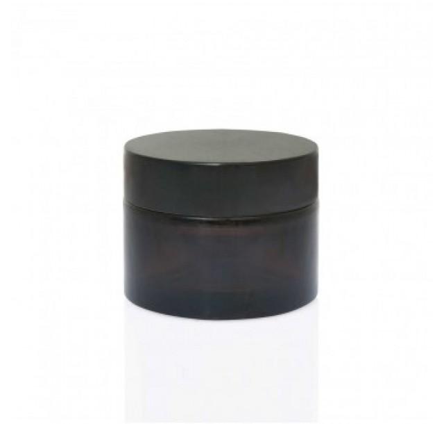 Stiklinis indelis kremui, 50 ml