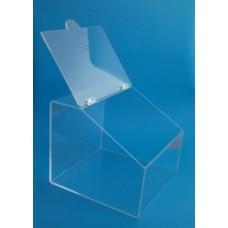 Organinio stiklo dėžutė