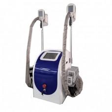 Kriolipolizės, radiodažnio ir kavitacijos aparatas su lipo lazeriu